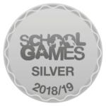 School Games silver award
